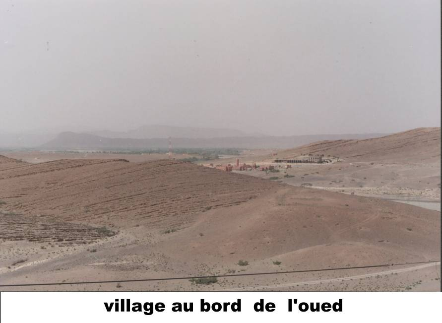 oued village
